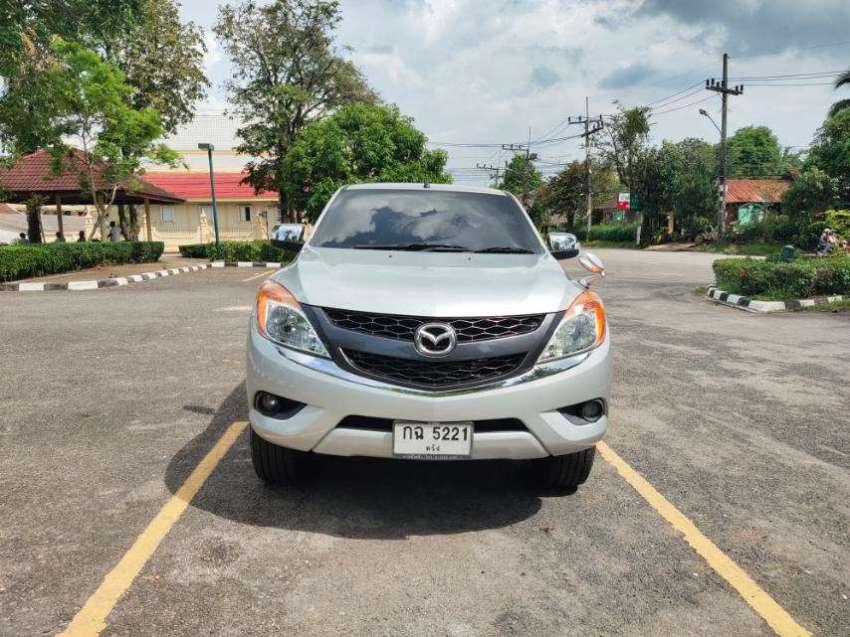 Mazda BT-50 PRO (4x4), 2012, 4-doors, Diesel 2,2L