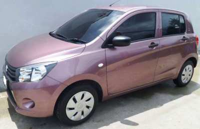 08/2015 Suzuki Celerio 1.0 AT 119.900 ฿