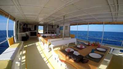 Nice thai-traditionell Liveaboard for sale!