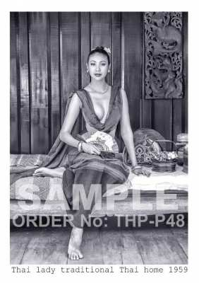 Thailand Rare Vintage Antique Historical Photographs from 1830 to 1960