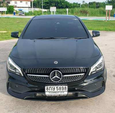 2019 Mercedes-Benz CLA250 AMG 2.0 Night Edition