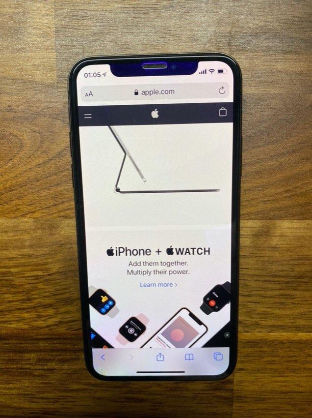 iPhone X 64GB Space Grey