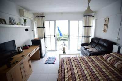 Beachfront Sea View Condominium for Rent Ready to move in now