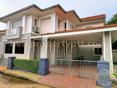 2-storey house in Jomtien