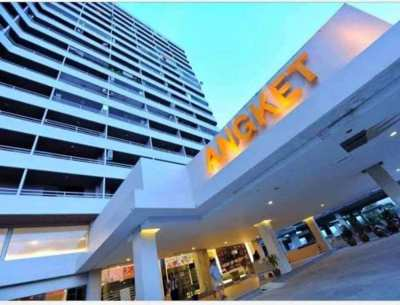990,000  Foriegn Quota  36 SQM (Pool View) 600 meters to Jomtien Beach