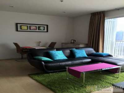 HQ By Sansiri Ultra Luxury Condo High Floor 2 Bedroom Flat for Rent
