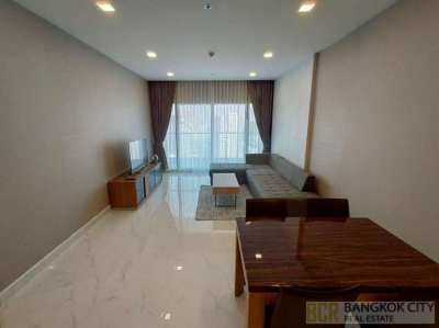 Hyde Sukhumvit 13 Ultra Luxury Condo High Floor 2 Bedroom Unit Rent