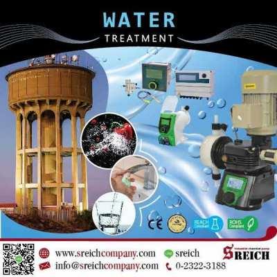 เครื่องจ่ายคลอรีน ปั๊มจ่ายสารละลาย ปรับคุณภาพน้ำระบบบำบัดน้ำดีบำบัดน้ำ