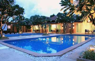 Beautiful Tropical Garden Resort for Rent