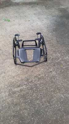 Frame for Hepco Becker Top Box and Panniers