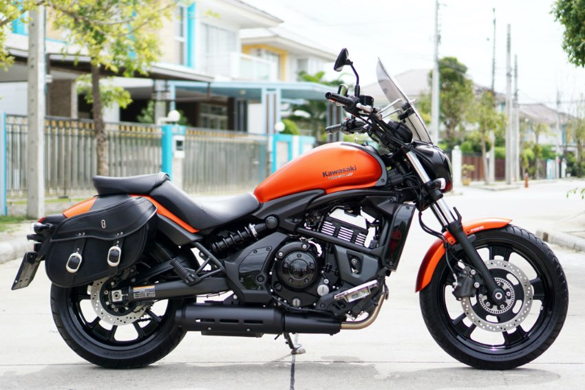 Kawasaki Vulcan S 650 2016 in immaculate condition with ONLY 1,6xx km!