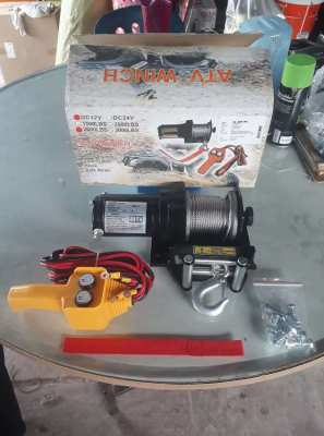 Brand New Electric Winch