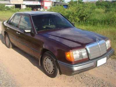Mercedes Benz 230 E W 124