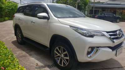 New Toyota Fortuner 2.8 V A/T 4WD, 2015