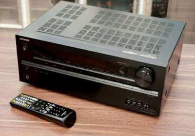 Onkyo TX-NR414 + Polk Audio TSi200 + Subwoofer PSW 110