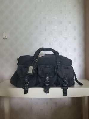 Alexander McQueen  duffel bag