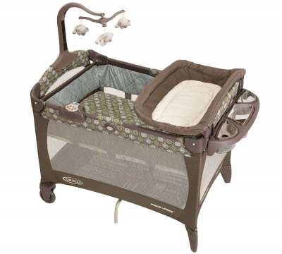 Baby Bed Playard Brand Graco Pack N Play