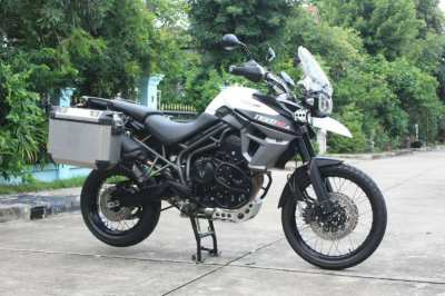 [ For Sale ] Triumph tiger xca 800 2016 Full Option Excellent con