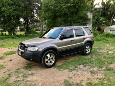 Ford Escape 4x4 XLT 3.0 V6