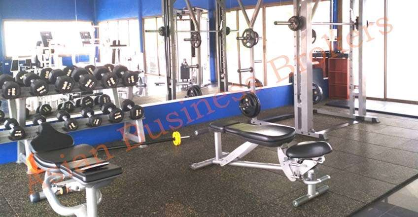 4802040 Large Fitness Gym in Kathu for LEASE Only