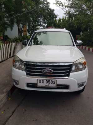 2011 FORD EVEREST 3.0 ltd