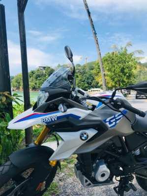 BMW 310 GS 2019