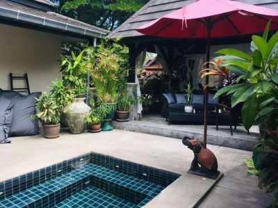 Villa 3 Bedroom Lamai