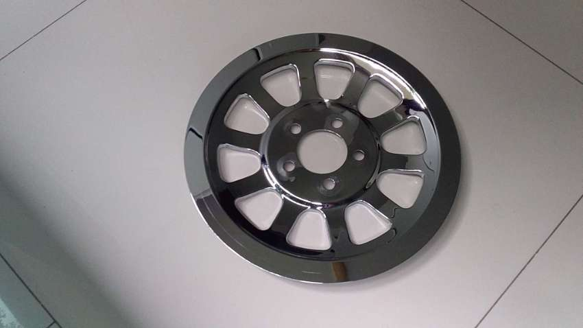 Harley Davidson Chrome Pulley Cover