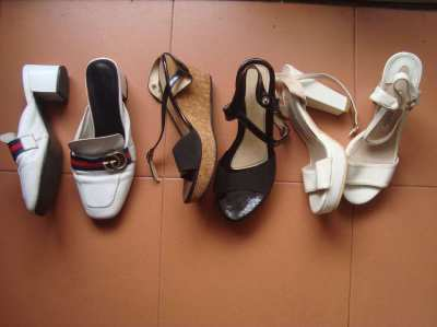 Used Womens Shoes