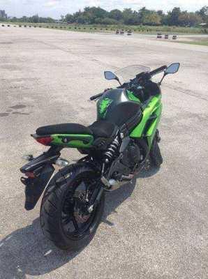 Quick Sale - 2014 Ninja 650 - Must go. Price Negotiable.