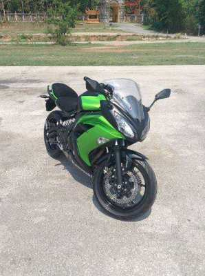 Quick Sale - 2014 Ninja 650 - Must go. Price Negotiable.