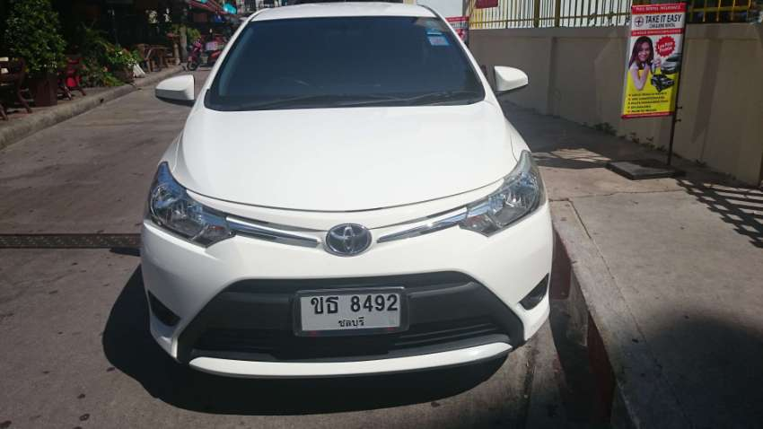 2013 Toyota Vios 1.5 j Very clean example