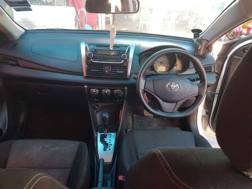 2013 Toyota Vios 1.5 j Very clean example