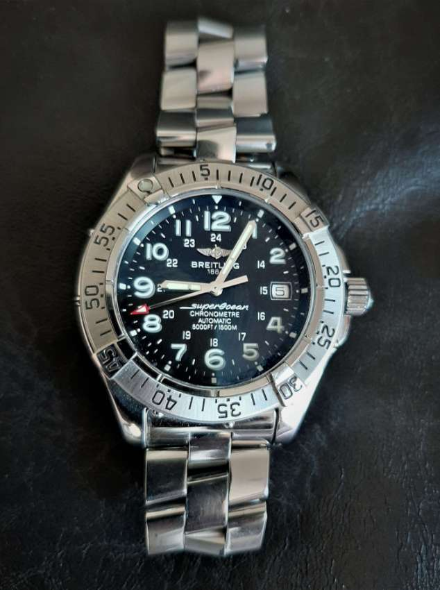 Luxury Breitling watch for sale