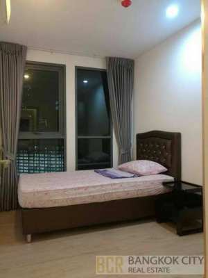 Ideo Q Chula Samyan Luxury Condo Furnished 2 Bedroom Unit for Rent