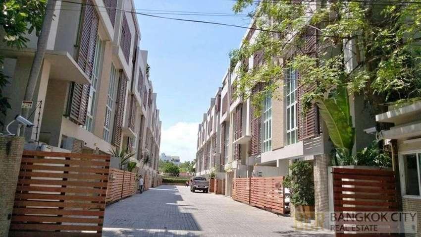 Park Lane Ekkamai 12 Spacious 4 Bedroom Townhome for Rent - Hot Price