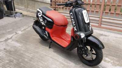 Yamaha QBIX ABS 125cc...December'19...Top model with ABS...