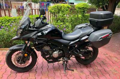 REDUCED PRICE! Suzuki V-Strom DL650XT. 2015, 42xxxKms