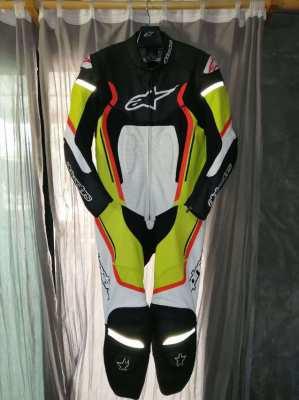 Race Suit ALPINESTARS Motegi V2 Professional Black EU 56