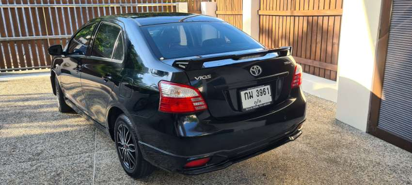 Superb Vios TRD Sportivo 1 5 auto black 15k Kms one owner