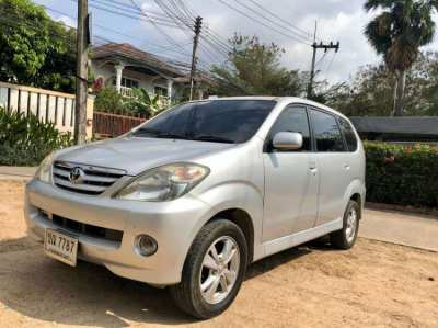 Toyota Avanza 1.5 2006
