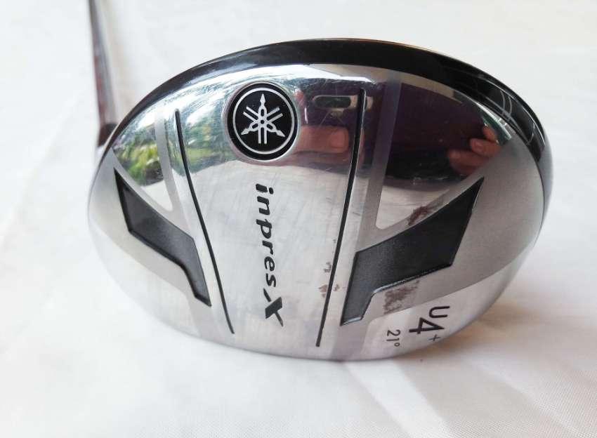 Used Yamaha Inpres X U4+ utility hybrid