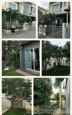 Fully Furnished 2 Bedroom Townhouse in Onnut for Rent - Hot Price
