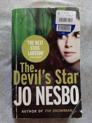 Jo Nesbo - Devil's Star