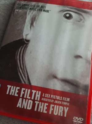 The Filth And The Fury; A Sex Pistols Film - Julian Temple   It was a