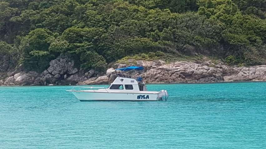 Private Charter Phuket Boat Lagoon