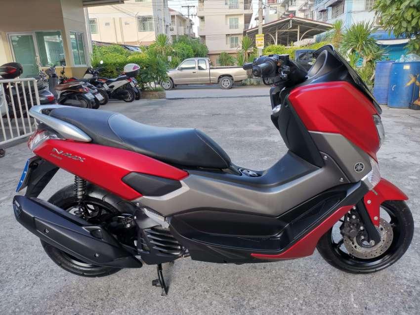 YAMAHA N-MAX 155 ABS  , YEAR 2020