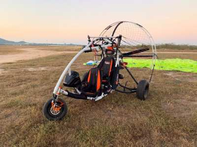 LUNA trike from Fly Products