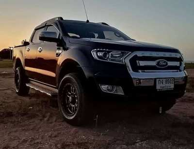 Ford Ranger 2.2 manual