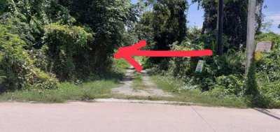 good land for small house Pattaya